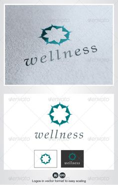 Wellness Logo  #GraphicRiver         Pack included:   Ai & EPS 10   CMYK   100% vector  Easy to edit color and text 	 Font Used:   Font: Palation  	 Thank you! Please rate it.      Created: 10July12 GraphicsFilesIncluded: VectorEPS #AIIllustrator Layered: No MinimumAdobeCSVersion: CS2 Resolution: Resizable Tags: app #beauty #blue #brand #branding #business #company #corporate #elegant #energy #flower #green #gym #identity #internet #logo #logodesign #logotype #luxery #modern #nature #relax #resort #spa #sport #unique #web #wellness #woman #yoga