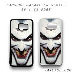 joker got batman's power Phone case for samsung galaxy S6 & S6 EDGE