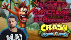 Crash Bandicoot N.Sane Trilogy Gameplay di M...........!!!!!!!!!!!!