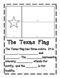 texas flag pledge printable texas pledge of allegiance printables social studies pinterest. Black Bedroom Furniture Sets. Home Design Ideas