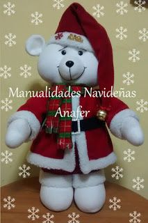 Christmas Stockings, Christmas Ornaments, Christmas Room, Felt Dolls, Reindeer, Nativity, Diy And Crafts, Merry, Teddy Bear