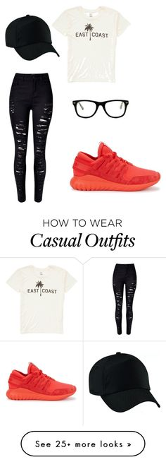 """Casual fit"" by bethany-king on Polyvore featuring Billabong, WithChic, adidas Originals and Muse"