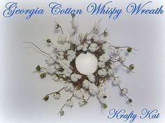 Georgia Whispy Wreath   Hometalk
