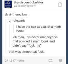 23 Times Tumblr Perfectly Summed Up Your Relationship With Math