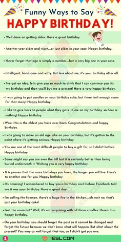 Funny Birthday Wishes: 30 Funny Happy Birthday Messages for Friends and Loved Ones Happy Birthday Best Friend Quotes, Funny Happy Birthday Messages, Birthday Message For Friend, Happy Birthday To Me Quotes, Message For Best Friend, Birthday Verses, Sister Birthday Quotes, Messages For Friends, Wish Quotes