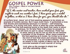Lord, give us the courage to simply love... Amen. #GospelPower