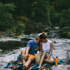 27 Touching True Love Photos Taken In The Forest