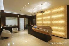 OFFICE OF NIRMAL BANG, MUMBAI by ZZ Architects , via Behance