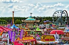 Clay County Fair | Green Cove Springs, Florida
