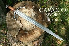 the Cawood Sword 1 by Cedarlore Forge - (formerly Mad Dwarf Workshop), via Flickr