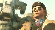 I FEEL SO BAD FOR KAZ, LIKE EVERYONE BETRAYS HIM (EVEN BIG BOSS) AND IM HAPPY THAT MGSV TOLD THE AUDIENCE EXACTLY WHY KAZ JOINED CIPHER AGAIN. I do hope if there is a Metal Gear 1&2 remake, well get to see Kaz's relationship with solid more indepth and even more about Kaz