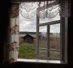 coastalcottage:    (via Window in the autumn … - Олюков Сергей - LensArt.ru)