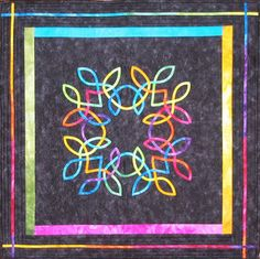 Design your own Celtic knots, a workshop by Gina Burgess