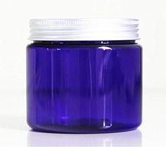Blue 7.05 oz PET Jar w/aluminum cover with PVC mat 10pk M... https://www.amazon.com/dp/B00M3UUBT0/ref=cm_sw_r_pi_dp_x_s.Ymyb6AFD38X