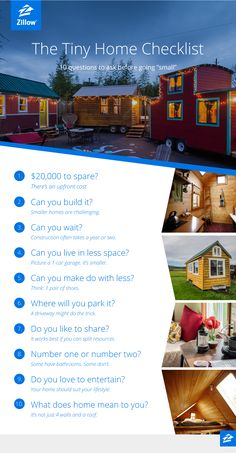 Tiny House Checklist  |  TIMBER TRAILS:  Enabling cabin, cottage, and tiny house builders with resources for fast, efficient, and affordable housing alternatives.  Live Large -- Go Tiny!  > >  TimberTrails.TV