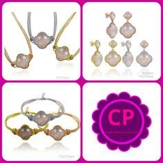 PULSERAS, PENDIENTES Y COLGANTES DE PLATA 925M Los puedes encontrar en: www.capricciplata.com www.facebook.com/capricci.plata1
