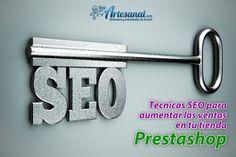 Cómo aumentar las ventas y visitas en tu tienda online Prestashop. Mejorando el SEO   Web Artesanal