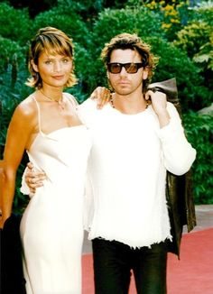 Helena and Michael, 1994