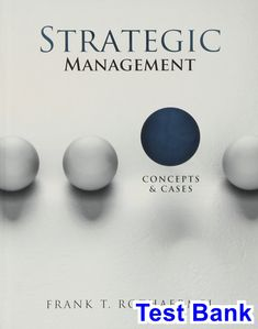 Free download or read online strategic management theory and strategic management concepts and cases 1st edition rothaermel test bank test bank solutions manual fandeluxe Choice Image