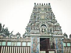 temple tamoul (La Réunion)