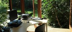 outdoor office space - Google Search