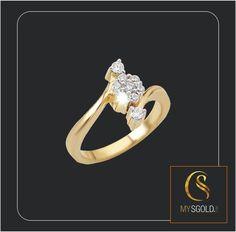 Rings Online, Gold Diamond Rings, Jewels, Stuff To Buy, Jewelery, Gem, Jewlery, Gemstones, Jewerly