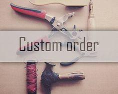 Handmade Leather & Fabric flat shoes