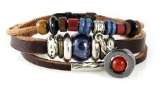 Durango Leather Zen Bracelet, Multi-strand with Orange Bead Drop for Men, Women, Teenager, Boy and Girl, 5 to 7 Inch Wristband in Gift Box Beautiful Silver Jewelry,http://www.amazon.com/dp/B0067LQRI0/ref=cm_sw_r_pi_dp_Yss-rb0YE56WWD63