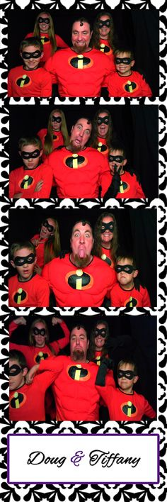 The Incredibles Family Costume Colorado photobooth Denver, Colorado Family Costumes, Fort Collins, Denver Colorado, Photo Booth, The Incredibles, Movie Posters, Pictures, Wedding, Valentines Day Weddings