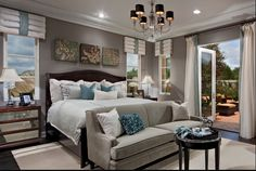 bedroom - sitting area and table.....i want to do this to my room...maybe some day i can!!