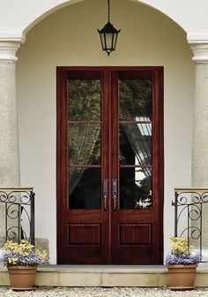 Belleville Fir Textured | Exterior Door | Masonite | Home Style ...