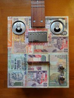 'The Moneymaker' - Cigar Box Nation