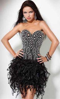 Cosa vestido original al baile!. Hable con LiveInternet - Servicio rusos Diarios Online