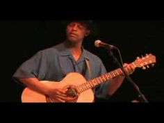 "Blues legend Eric Bibb performs ""Destiny Blues"" in Germantown, Maryland in 2008"