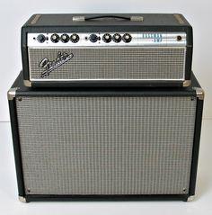 Fender Vintage, Vintage Guitars, Fender Stratocaster, Fender Guitars, Guitar Amp, Cool Guitar, All About That Bass, Bluegrass Music, Bass Amps