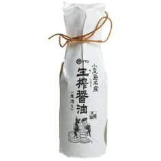 (1/2) - Kishibori Shoyu, Pure Artisan Shoyu. Kishibori Shoyu is made from good quality whole soybeans, wheat and sea salt. At Takesan Company steamed soybeans, toasted wheat, salt and mineral water are left to ferment in old cider barrels for one year. The barrels themselves are very well seasoned and have been in use for more than 100 years. The mild winters in the region (the temperature does not go below 50°F) encourage active fermentation throughout the year. This slow fermentation ...