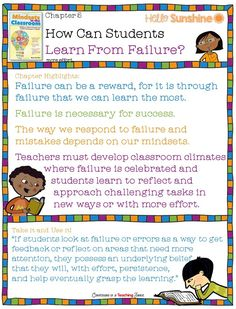 How Can Students Learn From Failure?