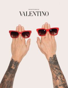 Terry Richardson for Valentino Fall 2013 Campaign