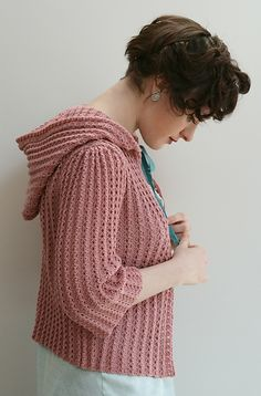 Ravelry: Adorable Little Bed Jacket pattern by Susan Crawford