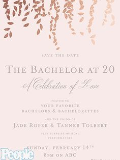 Bachelor in Paradise's Jade Roper and Tanner Tolbert Are Married – See a Photo of the Happy Couple!| Bachelor in Paradise, Reality TV, People Picks, TV News