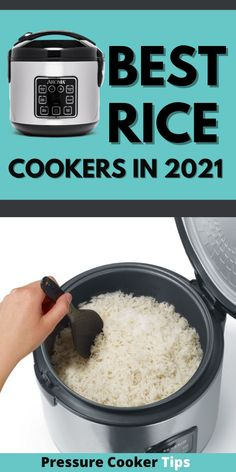 Are you looking for new and healthier ways to cook your rice? Then stop cooking it in the same old fashion way using a casserole and boiling water. Get one of these Best Rice Cookers for 2021… More