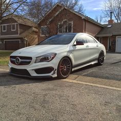 What did you do to your CLA today? | Mercedes CLA Forum