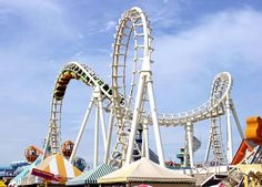 Ride The Top Roller Coasters in the World - TripBucket