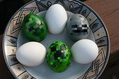 Minecraft Easter Egg