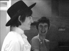 Steve and Ronnie 60s Men's Fashion, Mens Fashion, Kenney Jones, Ronnie Lane, Steve Marriott, Muse Music, Ronnie Wood, Small Faces, Rock Chic