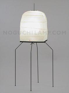 Noguchi Lamp 22N/23N by Akari Lamps modern floor lamps   light ...