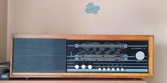 """Radioul (cu lămpi) copilăriei - """"Eforie / Electronica"""" - București... Conditioner, Home Appliances, Comfort Zone, House Appliances, Appliances"""