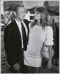 Cheryl Tiegs and Peter Beard (Photo by The LIFE Picture Collection/Getty Images)