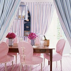 Coastal Colors: Pastel | Pretty in Pink | CoastalLiving.com