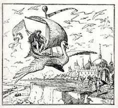 Minnikin - The Red Fairy Book by Andrew Lang, 1890